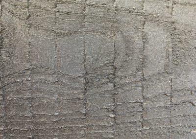 Sibirische Lärche sägerau lasiert